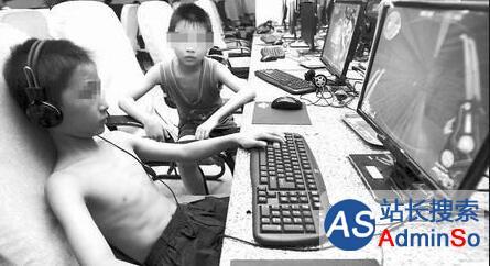 电脑被设密码竟要跳楼 江西少年沉溺游戏在校晕倒