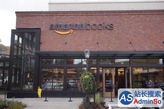 吐槽多过惊喜 亚马逊实体书店初体验