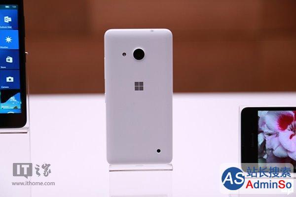 低端就是要低价,Win10入门手机Lumia550再优惠