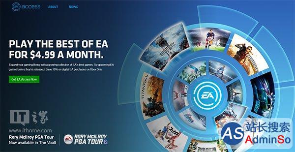 前线》与《极品飞车19》即将加入EA Access豪华午餐 《星球大战