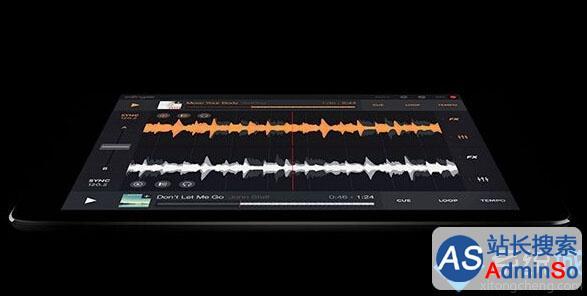 Win10 UWP版音乐DJ混音器上架,可实现精准音乐频率分祈