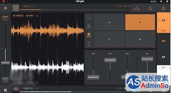 平板设备上最强大的声音处理系统