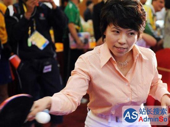 进入体育产业红海 邓亚萍从人民日报社辞职创业
