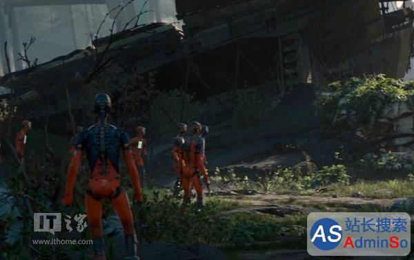 Unity引擎CG电影完整版出炉:效果炸裂