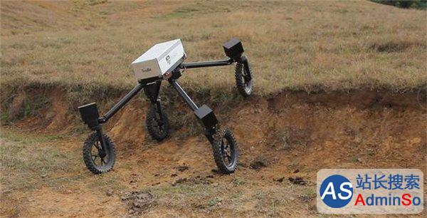 澳洲发明放牧机器人 牧羊犬的工作也被抢