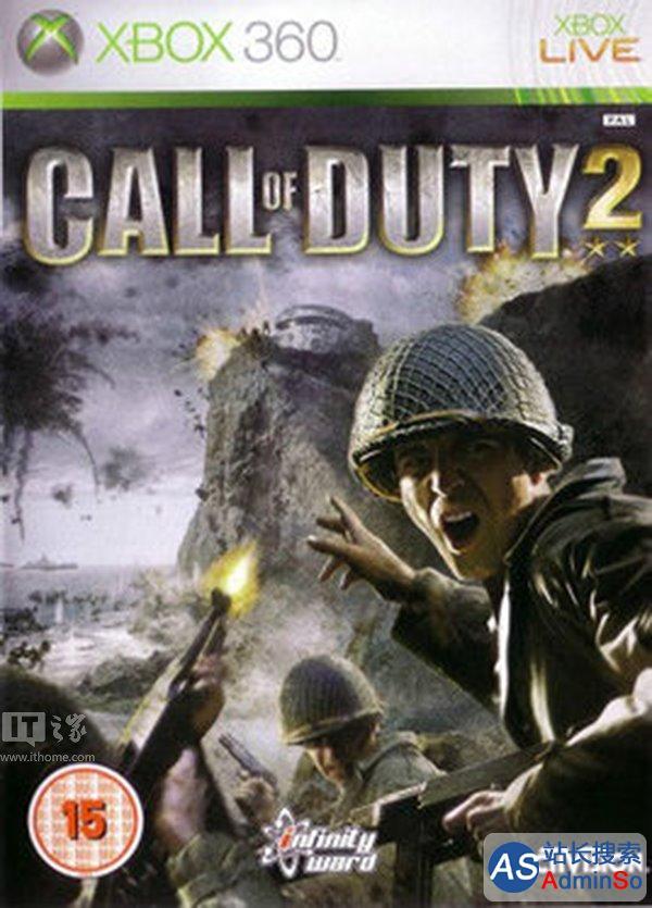体验真正的二战 《使命召唤2》正式兼容微软Xbox One
