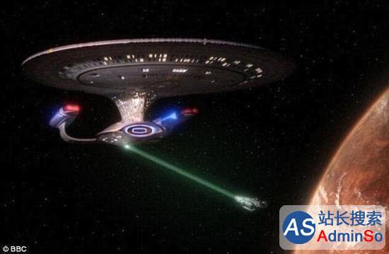 """科幻成真?NASA研发""""星际光束""""捕捉太空物体"""