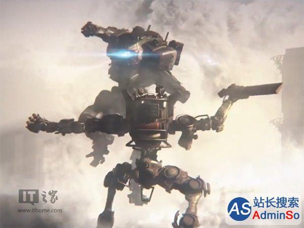 科幻枪战动作片 《泰坦陨落2》单机模式CG放出
