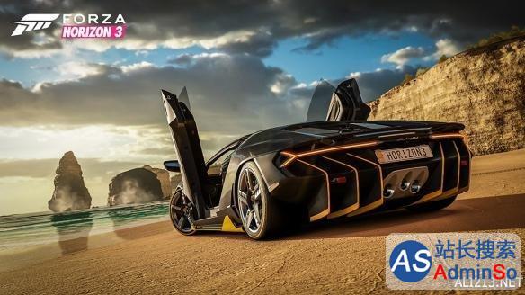 《极限竞速:地平线3》首部DLC公开:雪地赛道开启