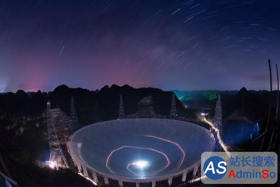 能探测最微弱信号 中国射电望远镜将寻找外星人