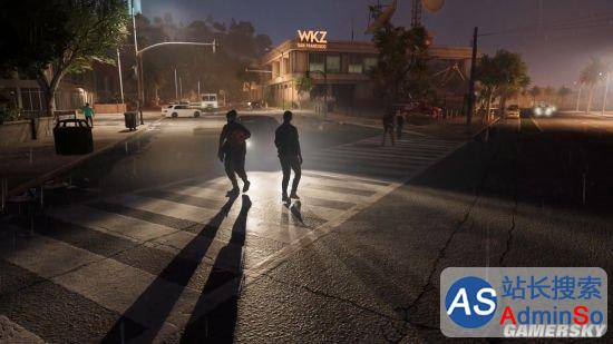 《看门狗2》PC版预告片:爆N卡独占福利特效,风景优美