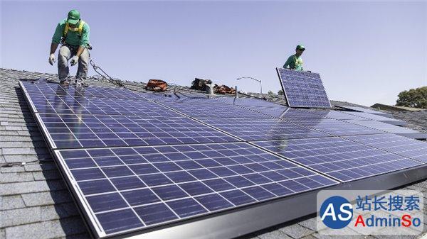 用太阳能提供小岛居民全部电力需求 特斯拉新项目
