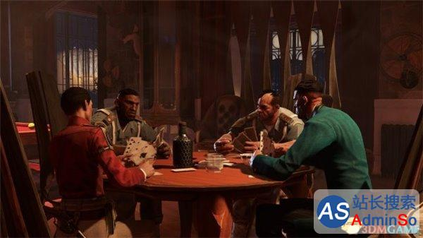 PC比主机更复杂 《羞辱2》PC版优化太渣,游戏总监