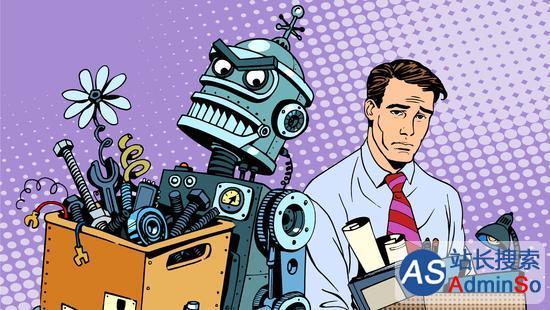 不会对你发飙?美国人想让机器人当上司