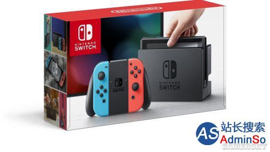 将在3月准备200万台现货Switch 任天堂