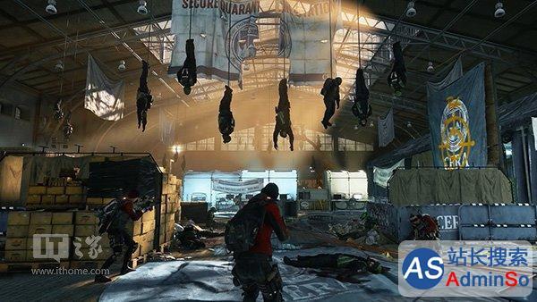 """DLC""""背水一战""""即将到来 育碧发布《全境封锁》新预告片"""