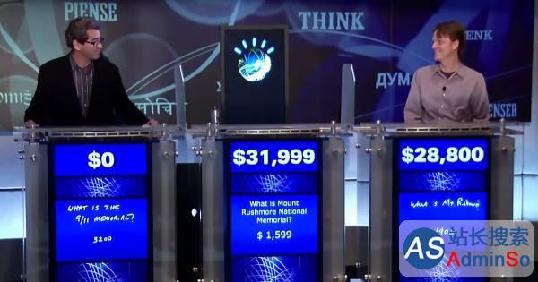 计算机智力将会超过人类 IBM沃森超级计算机高管