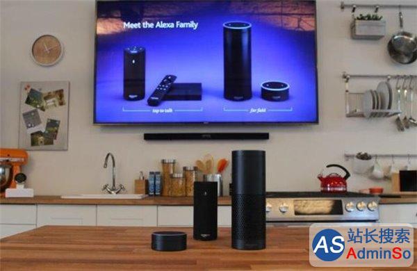 Alexa语音助手已可实现一万多个功能 亚马逊放话