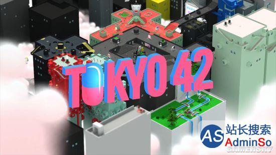 五星通缉不是人玩的 微缩版GTA《东京42》实机演示