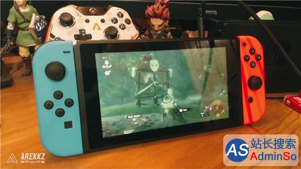 三小时 《塞尔达传说》实测任天堂Switch续航