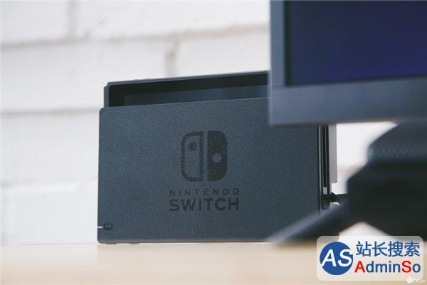 值得拥有的任天堂主机 Nintendo Switch体验