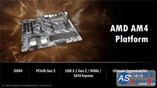 AMD与主板厂商各执一词 Ryzen处理器座驾频频缺货