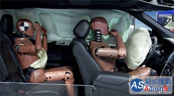 为了驾驶安全 福特新型安全气囊专利曝光