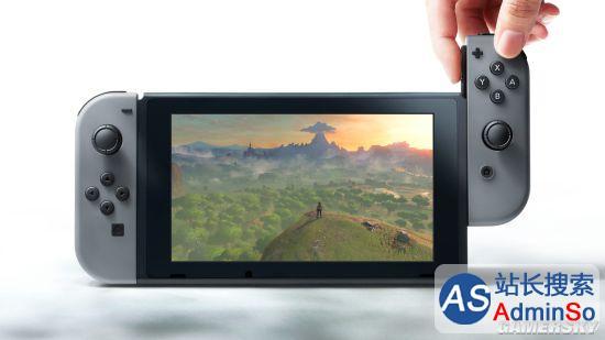 任天堂预估Switch最终销量可达1.1亿台 信心十足