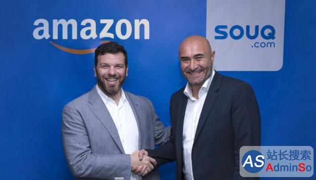 亚马逊收购中东电商Souq.com 收购价或为6.5亿美元