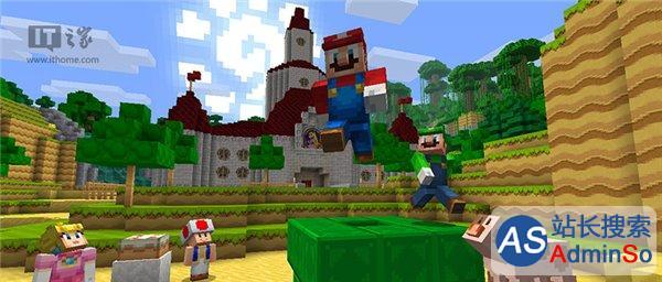 大作来袭!《我的世界》将在5月11日登陆任天堂Switch