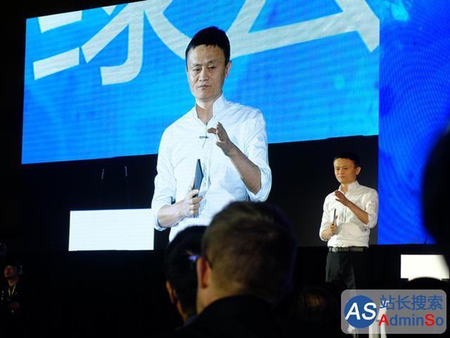 马云称30年后变化超乎想象 《时代》封面最佳CEO或是机器人