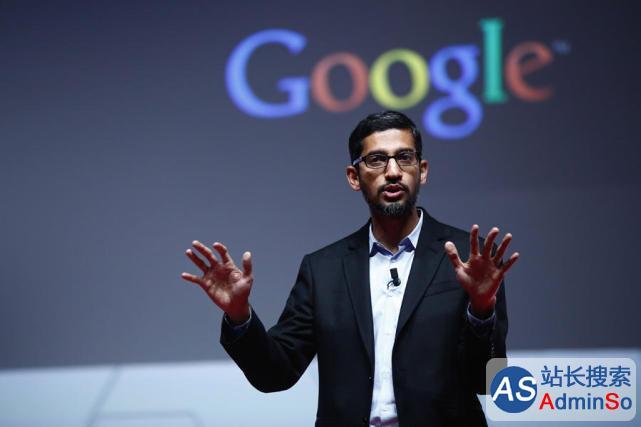 谷歌业绩大好,CEO皮查伊去年薪酬拿了2亿美元