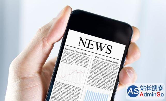 皮尤最新报告:85%美国成年人在手机上看新闻