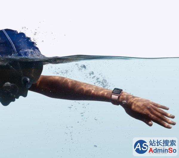 健康管家Apple Watch上线:或可监测呼吸频率