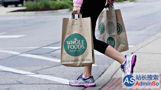摩根大通:沃尔玛或与亚马逊竞购全食超市 但很难胜出