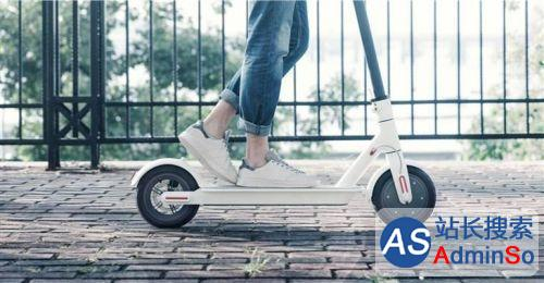 共享单车out?新加坡共享滑板车大热 押金35.5美元