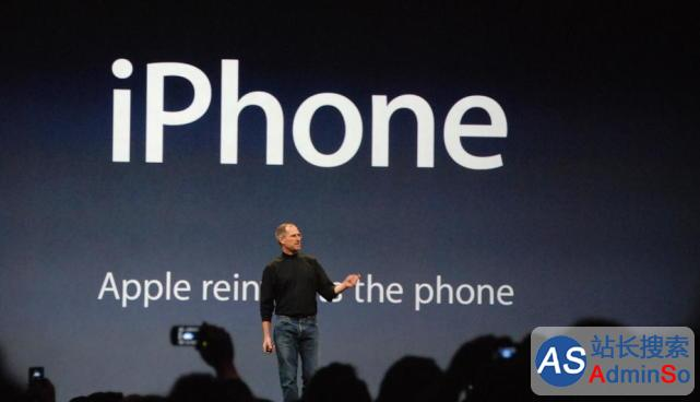 iPhone十岁了:乔布斯成功改变世界