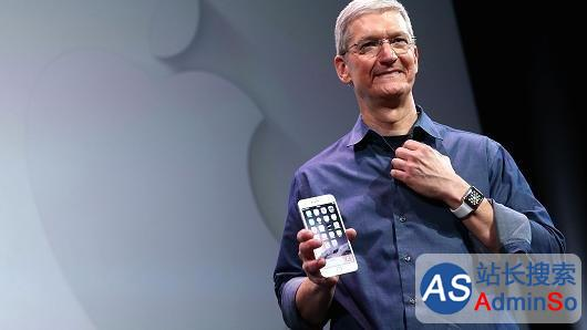 为成iPhone默认搜索引擎,谷歌今年需给苹果30亿美元