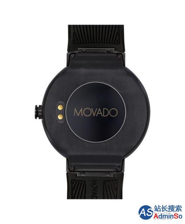 极简的美感 奢侈智能表Movado Connect开卖
