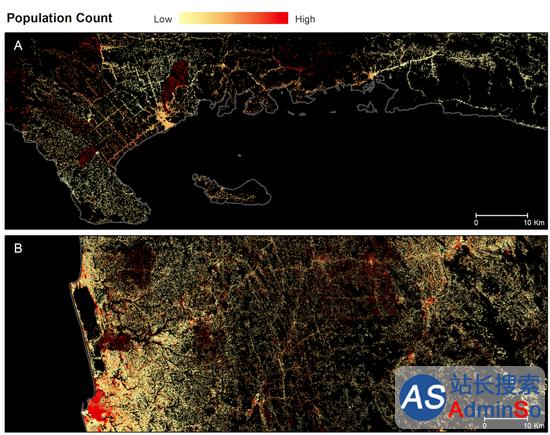 FB要绘制地球75亿人位置图 想为全球提供网络服务