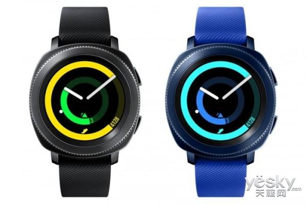 三星Gear Sport手表和新款IconX耳机开卖