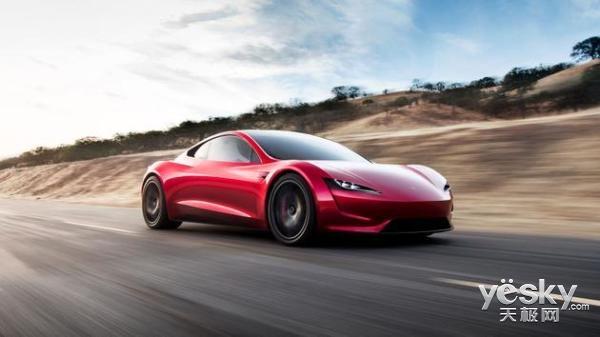 0到60英里/小时1.9秒还不够 特斯拉Roadster能跑得更快