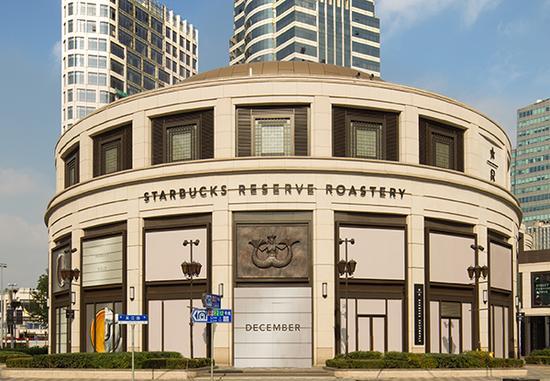 星巴克阿里联手上海开店:AR大型场景识别技术商用