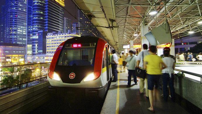 上海地铁与银联支付宝建合资公司正测试微信支付