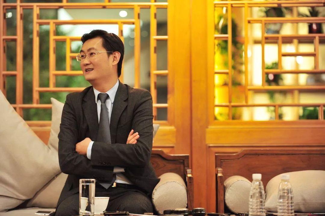 腾讯2个月内突然密集投资零售,马化腾想争什么?