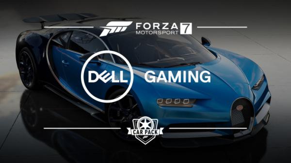 """《极限竞速7》本月新车包""""Dell""""已上线:包含七辆全新赛车"""