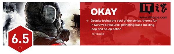 《合金装备:幸存》IGN评分6.5:重复性太高