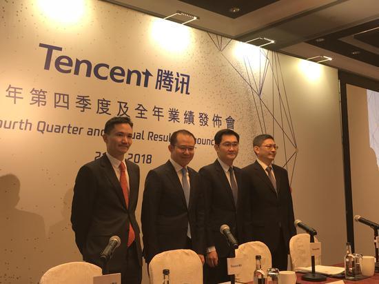 马化腾:移动支付在中国发展迅速,得益于合理竞争