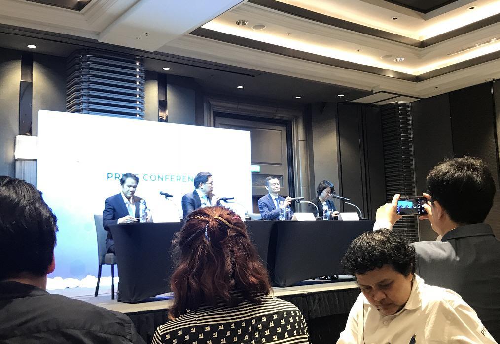 与泰国签署四大协定马云:全球化应让中小企业受益