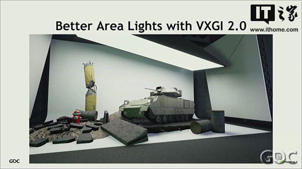 提供更出色画质:Nvidia即将推出VXGI2.0